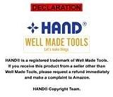 HAND 12 Non-Sharpening Wax China Marker