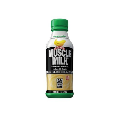 Muscle Milk Protein Shakes, Banana Creme