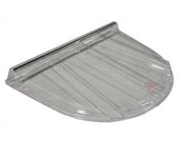 Wellcraft 5600 Polycarbonate Well Cover - Flat Cover