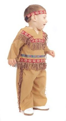 Baby Indian Costume  sc 1 st  Amazon.com & Amazon.com: Baby Indian Costume: Clothing
