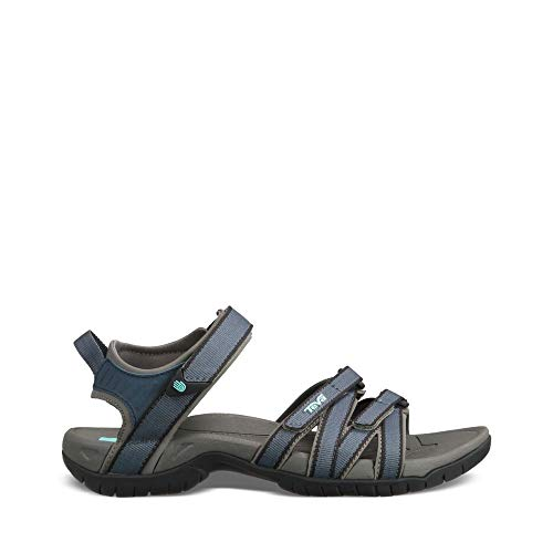 Teva Women's Tirra Sandal,Bering Sea,10 US (Team Usa Shop Com)