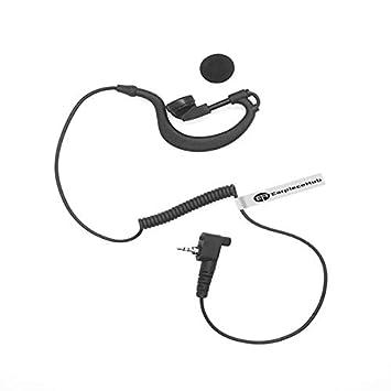 Ear mic for Motorola Airwave Tetra MTH600 MTS850 NEW