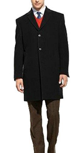 Cashmere Blend Overcoat - 8