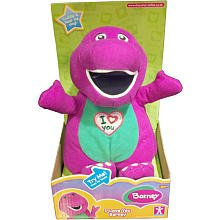 Review I Love You Barney
