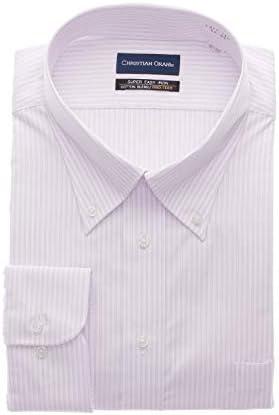 [CHRISTIAN ORANI] ボタンダウンスタンダードワイシャツ【キング&トール】 オールシーズン用 E3PK-24K
