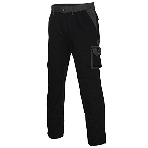 Mascot 00979-430-9888-82C54 Torino Pantalon Taille Longueur 82 cm/C54 Noir/Anthracite