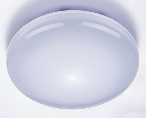 ZEYUN LED Luz de techo 25W, 4000k Neutro Blanco súper ...