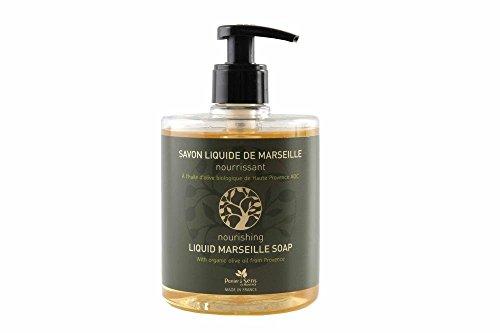 Panier Des Sens Liquid Marseille Soap, Olive
