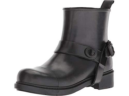 ladies coach rain boots - 4
