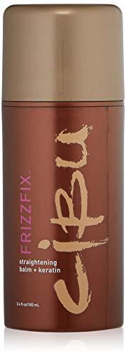 CIBU Frizzfix Straightening Balm + Keratin, 3.4 Fl Oz