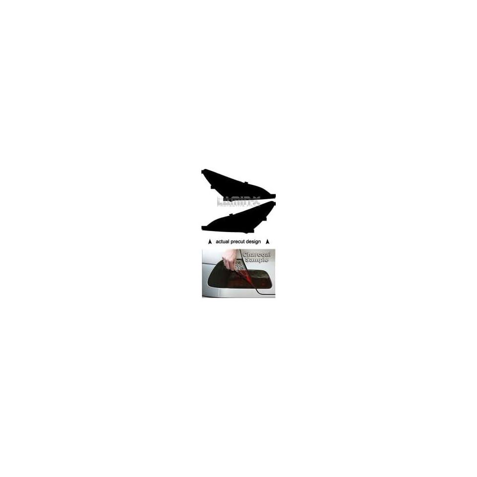 Hyundai Genesis Coupe (09  ) Tail Light Vinyl Film Covers