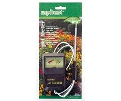 LusterLeaf - Soil Ph Meter Rapitest (1 pack of 6 items) by Luster Leaf
