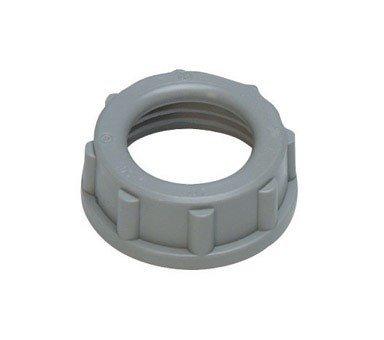 Sigma Electric ProConnex 49328 Rigid Plastic Insulating Bushing 3-Inch, ()