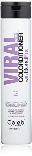 Lilac Hybrid (Celeb Luxury Viral Hybrid Colorditioner: Lilac Hair Color Depositing Conditioner, 8.25oz)