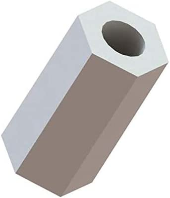 Pack of 100 HEX SPACER #4 CPVC 3//8