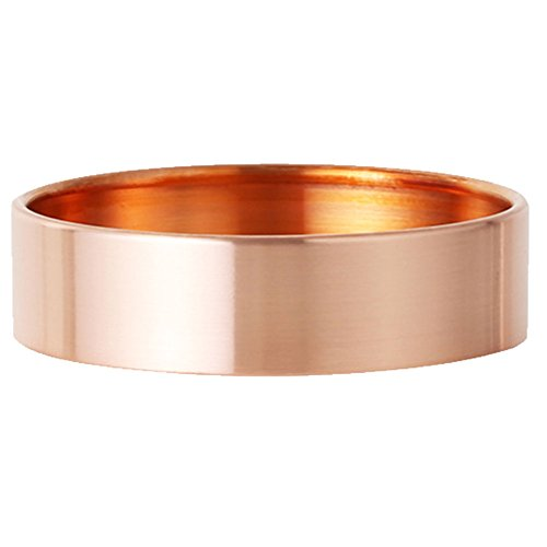 Circular Jewelry - Exttlliy Circular Copper Ring Holder Jewelry Organizer Trays Muti-Functionary Storage Dish with Edge Roll for Key Earring Bracelet (Rose Gold, Small)