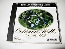 (Links LS Championship Course: Oakland Hills Country)