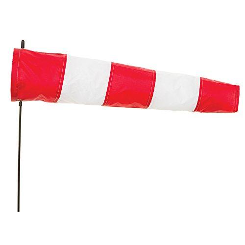 Fiberglass Windsock (HQ Kites Windsock Airport Flag, 24