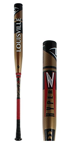 Louisville Slugger Hyper Z Senior Endload Slowpitch Bat, 26 - Warranty Slugger Louisville