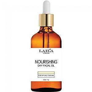 Nourishing Day Face Oil Serum 100% Pure & Organic Rich in Antioxidants, Vitamin C Anti-aging with Moisturizer Hydrating Marula, Jojoba, Rosehip. For Radiant Youthful Skin 100% Unconditional Made in Uk (Best Anti Aging Facial Oil Uk)