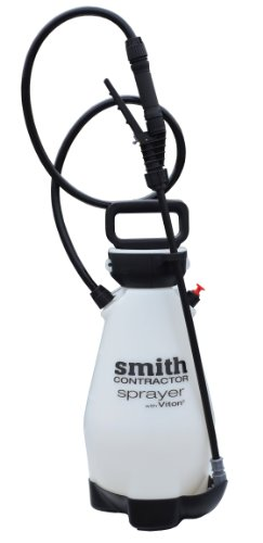 Smith Contractor 190216 2-Gallon Sprayer for Weed Killers, Herbicides, and Insecticides Pump Sprayer Parts