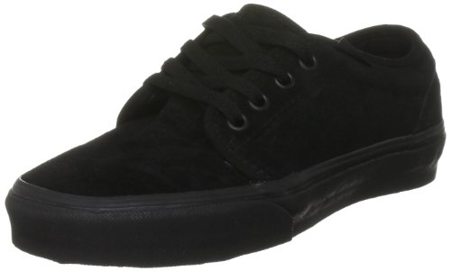 Vans 106 Vulcanized Shoes Black/Black-7.5