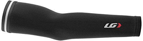Louis Garneau Cycling Arm Warmers 2, Black, Medium
