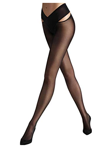 (Individual 12 Denier Stay-Hip Pantyhose)