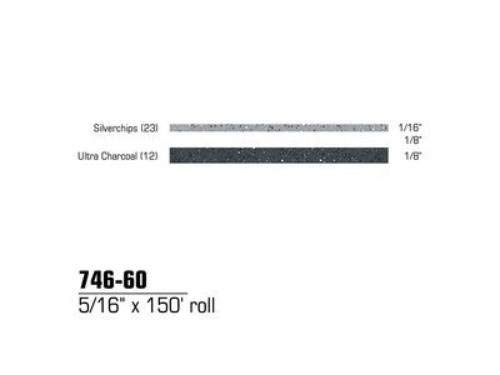 3M Scotchcal 74660 Duo-Tone Striping Adhesive Tape, 150' Length x 5/16