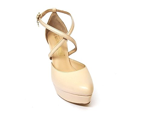 Flaviano Ercoli Women's Fashion Sandals Nude 6XjNlRgJO