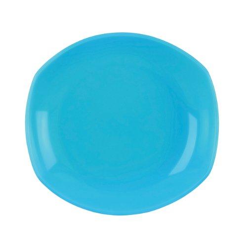 Dansk Classic Fjord Salad Plate, Sky Blue