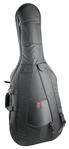 Kaces KUB-3/4 Symphony Series 3/4 size Upright Bass Bag by Kaces