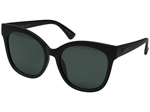 Quay Australia IT'S MY WAY Women's Sunglasses Oversized Cat Eye ()