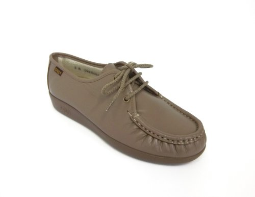 SAS Women's, Siesta Lace up Shoe Mocha 10 M