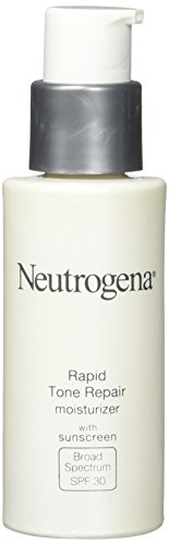Neutrogena Healthy Skin Rapid Tone Repair Moisturizer SPF 30 1 oz (Pack of 3)