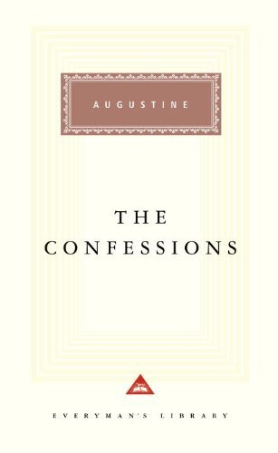 The Confessions (Everyman's Library) by St. Augustine - Augustine Shopping Mall St
