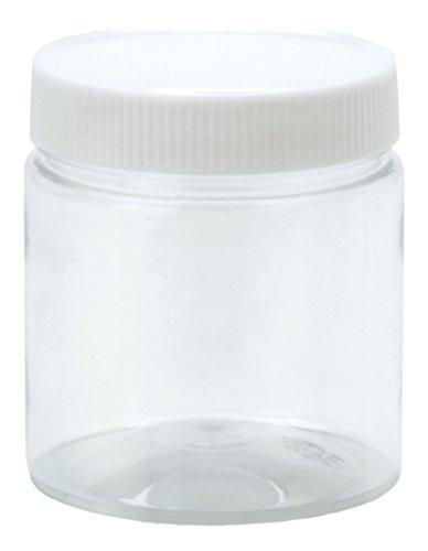 Darice 1 Piece Plastic Storage Jar with Lid