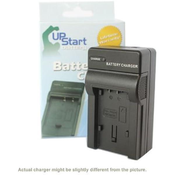 Camera Battery Charger BCF10//10E DMC-FS9 FS10 FS11 FS12 FS15 FS25 FH22