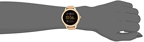 Fossil Gen 3 Smartwatch - Q Venture Sand Leather FTW6005 by Fossil (Image #5)