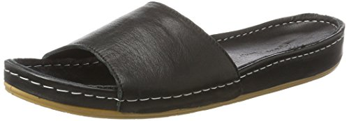 Andrea Conti 0023467 - Mules Mujer Schwarz (Schwarz)