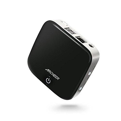 ARCHEER Bluetooth Transmitter Receiver Wireless