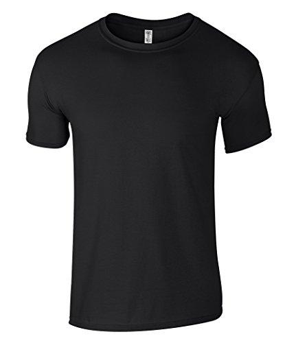 Have It Tall Men's Fashion Fit T Shirt Black Medium Tall