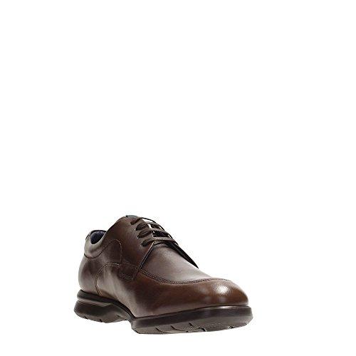 CallagHan 10200 Zapato de Vestir Hombre Marron