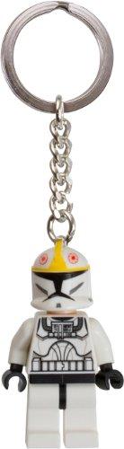 LEGO Star Wars Clone Pilot Keychain Key Chain 853039 ()