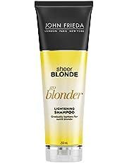 John Frieda Sheer Blonde Go Blonder Lightening Shampoo, 250 ml