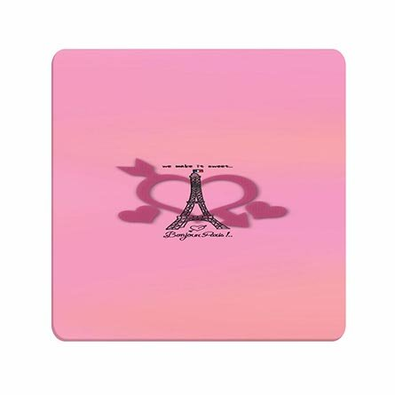 (Fashionable Personalize Infinity The Eiffel Tower Durable Mouse Pads For)
