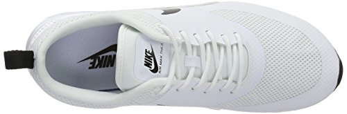 NIKE Black White Blanc Basses Baskets Max Femme Thea Air HSPHg