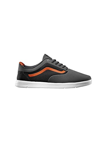 Vans Mens Lxvi Graph Training Sneakers Darkgreylaser