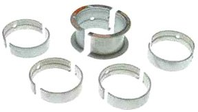 Main Bearing Pickup Set (Clevite MS-909H-10 Engine Crankshaft Main Bearing Set)