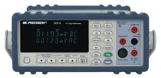 (BK Precision 2831E True RMS Bench Digital Multimeter)